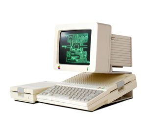Apple Color Monitor IIc