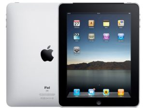 ipad 1st generation large 300x228 - Apple iPad - Full information, models, tech specs and more