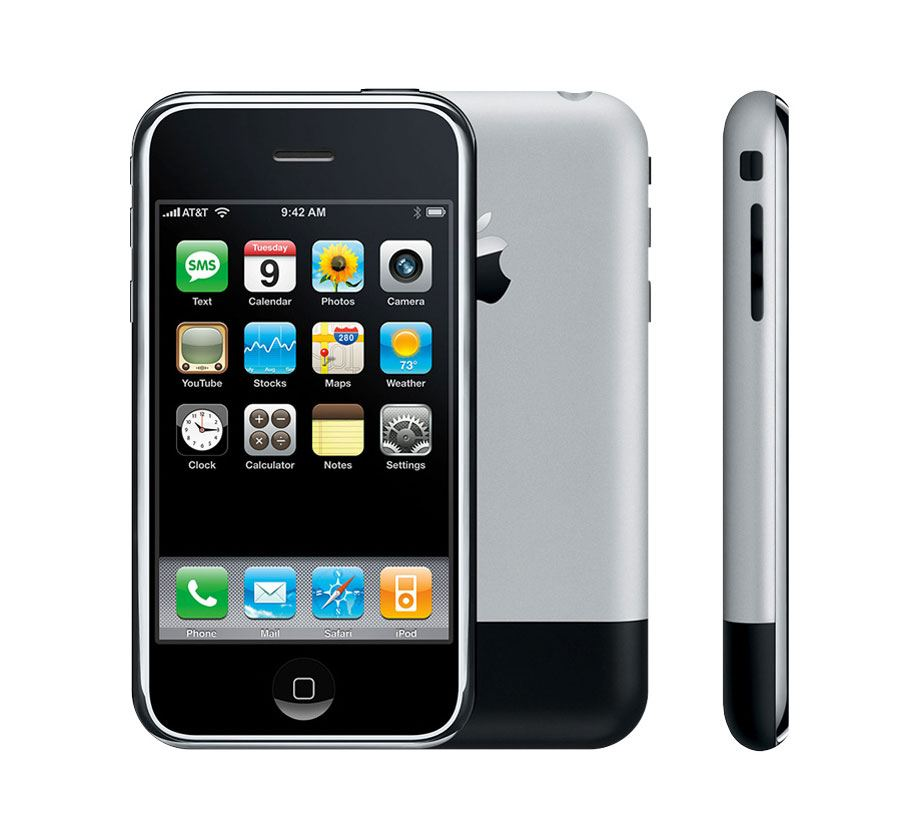 iPhone 1st Generation (the original iPhone)
