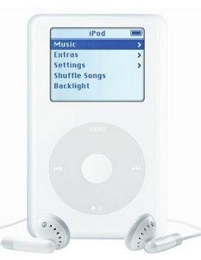 iPod classic 4th generation