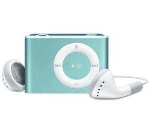 ipod 2nd gen iPod shuffle