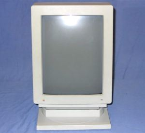 Apple Macintosh Portrait Display