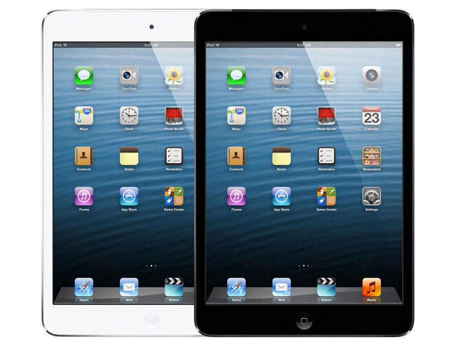 A1432 16GB Space Gray Wi-Fi 7.9in  iOS 9.3.5 Grade B Apple iPad Mini 1st Gen