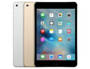 ipad mini 4 large 300x228 - Apple iPad - Full information, models, tech specs and more