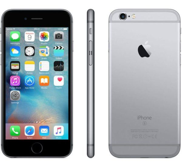 iphone 6s plus space gray 600x548 - iPhone 6s Plus - Full Phone Information, Tech Specs