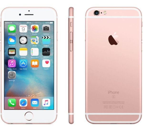 iphone 6s rose gold 600x548 - iPhone 6s - Full Phone Information, Tech Specs