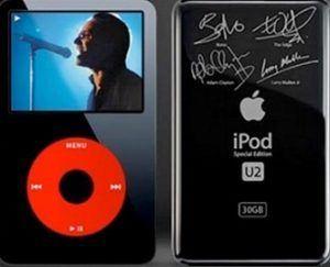 ipod u2 iPod Classic U2 Special Edition