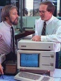 Lisa 2 computer