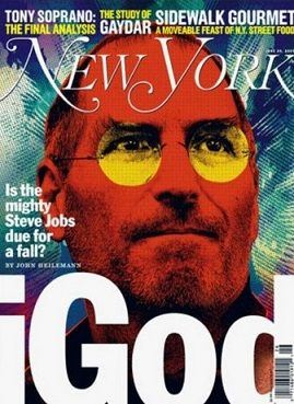 Steve Jobs due for a fall