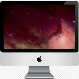 imac aluminium iMac Core 2 Duo 2.4