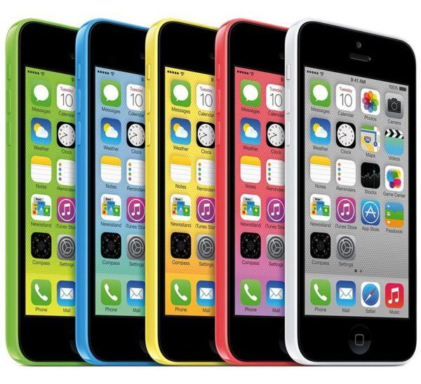 iphone 5c all colors 600x548 - iPhone 5c - Full Phone Information, Tech Specs