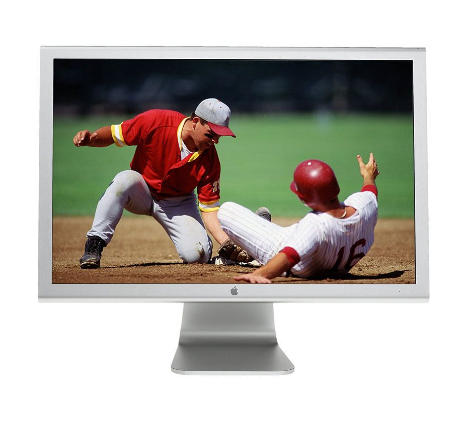 Apple Cinema Display (20-inch, Aliminum)