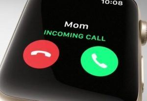 Apple Watch, Mom calling timer app Remote for Apple TV Stocks App