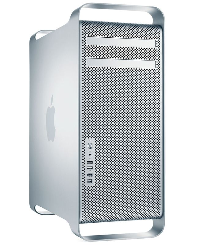 Apple Mac Pro 1st generation.