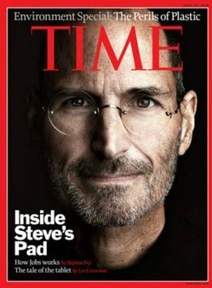 time steve jobs 300x408 - Steve Jobs: A History of Genius