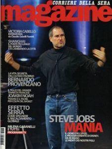 2006 april corriere 226x300 - Apple Magazine Covers