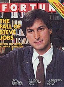 fall of Steve Jobs