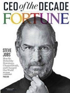fortune 2009 jobs 226x300 - Apple Magazine Covers