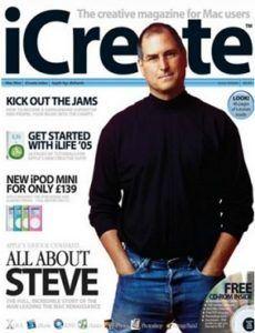 icreate april 2005 230x300 - Apple Magazine Covers