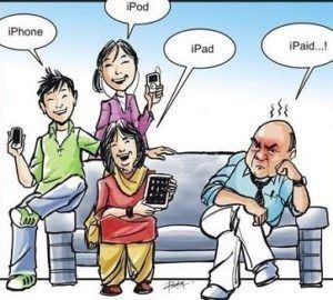 jokes about Apple