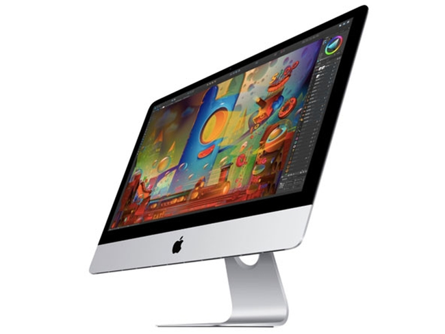 "The iMac Retina Display ""5K"" model with a resolution of 5120 × 2880 was introduced during a keynote event on October 16, 2014."