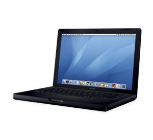 MacBook (13-inch, Early/Black 2008)