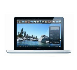 MacBook (13-inch, Late/Aluminum 2008)