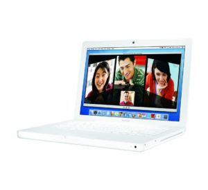 MacBook (13-inch, Mid/White 2007)