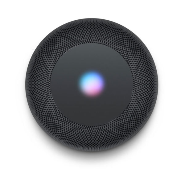 HomePod and Siri