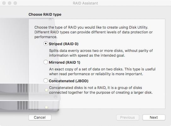 apfs 09 raid - APFS (Apple File System) Key Features