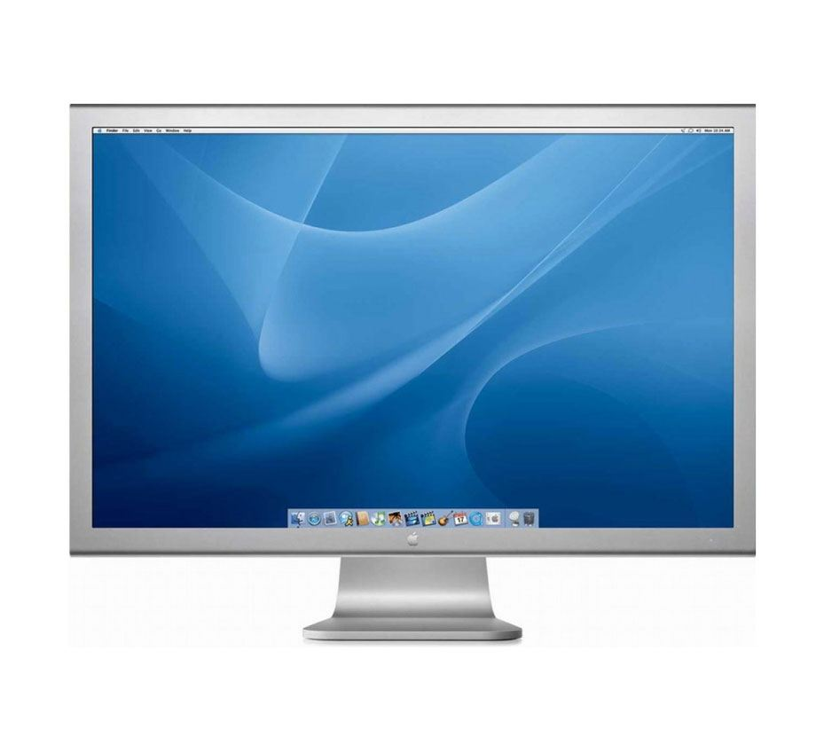 apple cinema display 30 inch - Apple Cinema HD Display (30-Inch, Aluminum)