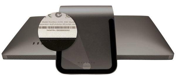 apple display find serial 600x274 - Apple Displays Serial Numbers
