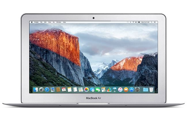 MacBook Air 7,1 (11-inch, Early 2015) is the ultra-thin machined aluminum case with a full-size backlit keyboard, 11.6-inch widescreen TFT LED backlit active-matrix display and solid-state drive.