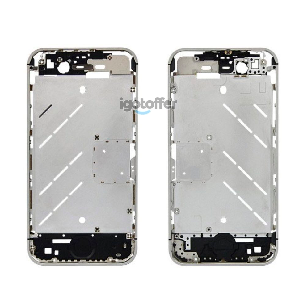 iPhone 4 and iPhone 4S frames