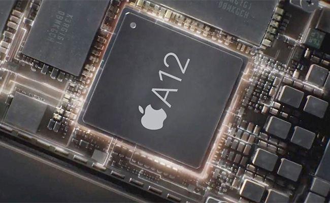The A12 Bionic consists of 6-core CPU, 4-core GPU and Neural Machine