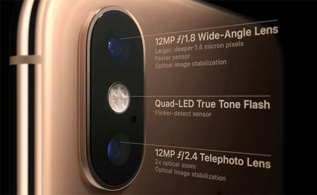 iphone xs camera - iPhone XS – Full Phone Information, Tech Specs