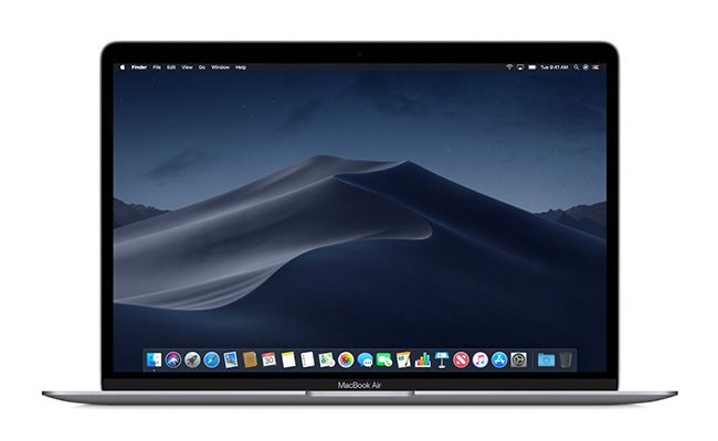 macOS Mojave brings new features inspired by pros but designed for everyone, including Dark Mode, Stacks, new apps and a redesigned Mac App Store.