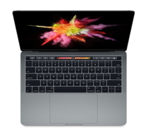 MacBook Pro (15-inch, 2.7Ghz Intel Core i7, Late/Touch Bar 2016)