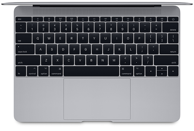 macbook 10 1 12 inch mid 2017 keyboard - MacBook 10,1 (12-Inch, Mid 2017) – Full Information, Specs