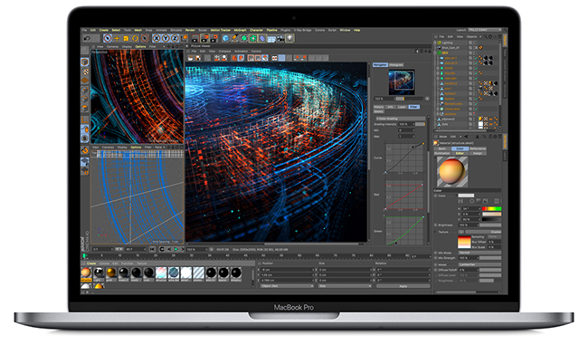 MacBook Pro now delivers faster performance for complex simulations and data manipulation.