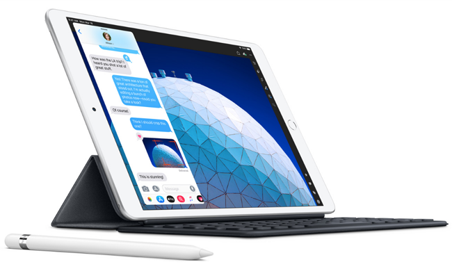 10.5-inch iPad Air 3 (2019) offers high-end features and performance at a breakthrough price.