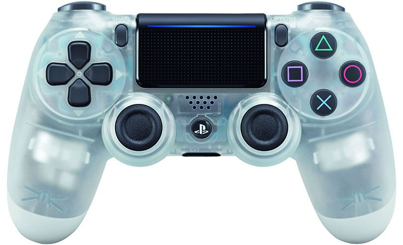 DualShock 4 Wireless Controller for Sony PlayStation 4.