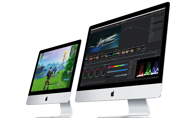 Apple unveils its updated iMac line.