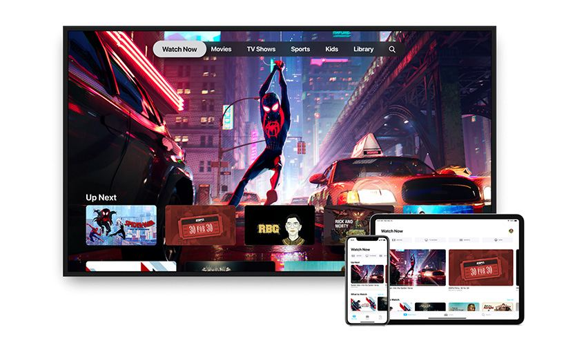 The all-new Apple TV app is available in over 100 countries, across iPhone, iPad, Apple TV, and select Samsung smart TVs.