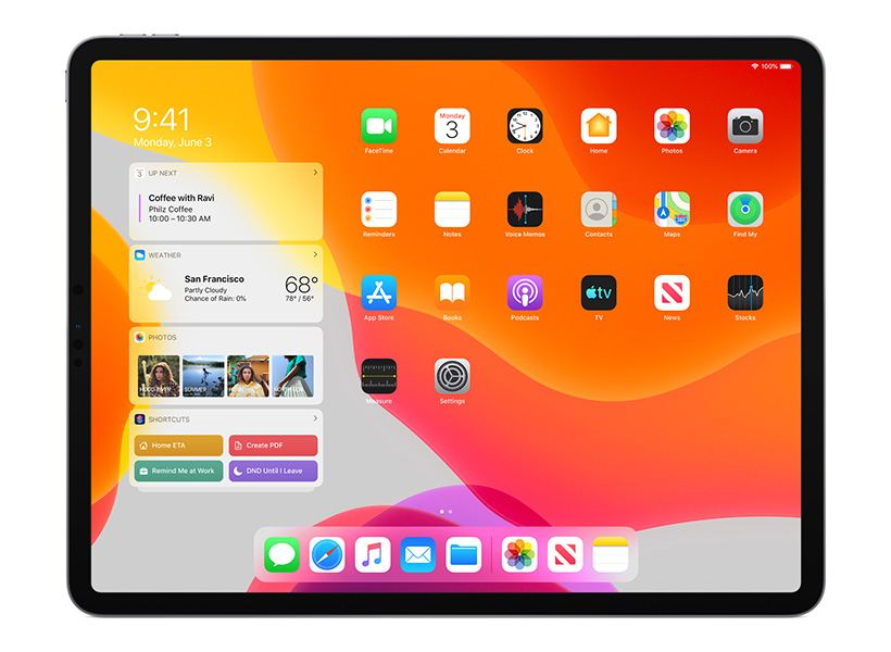 Apple previews iPadOS, the operating system with a new name to recognize its distinctive experience.
