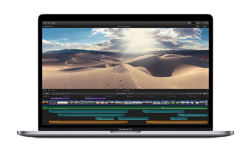 Apple introduces its first 8-core, 15-inch MacBook Pro, the fastest, most dynamic Mac notebook ever.