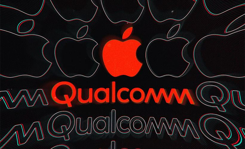 Apple and Qualcomm announce their agreement to dismiss all litigation between their companies worldwide.