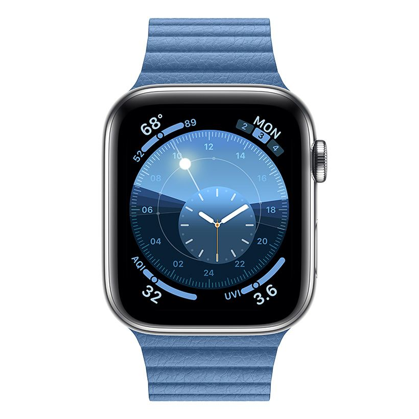 Apple previews watchOS 6, which empowers Apple Watch users to better manage their health and fitness, and gives direct access to the App Store.
