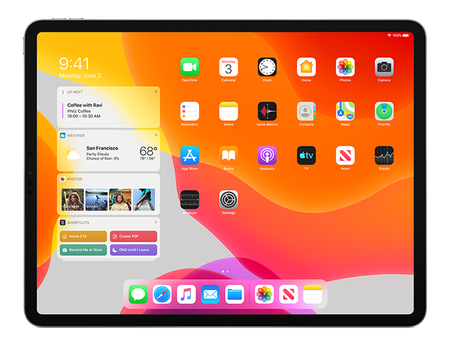 ipados truly distinct experience by apple main - iPadOS - A Truly Distinct Experience by Apple