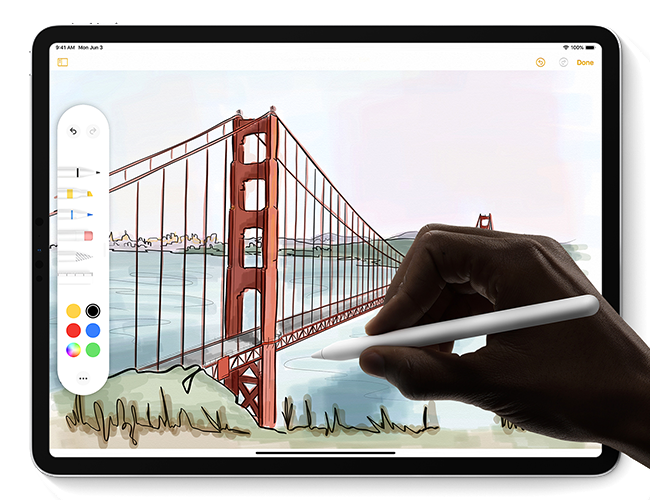 ipados truly distinct experience by apple pen - iPadOS - A Truly Distinct Experience by Apple